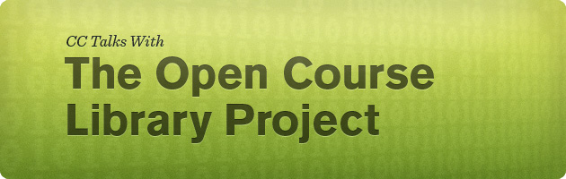 The Open Course Library Project