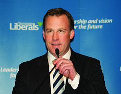 Will Hodgman speaking at the Tasmanian Liberals State Council by TasLibs