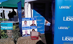 Tasmanian Liberal stand at Agfest by TasLibs