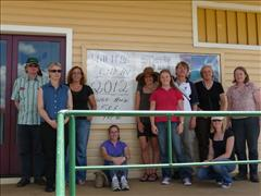 Communities research group at Woodenbong