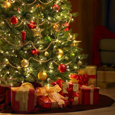 Photo: There is only one week until Christmas!! What's your favourite thing about Christmas/the holiday season?