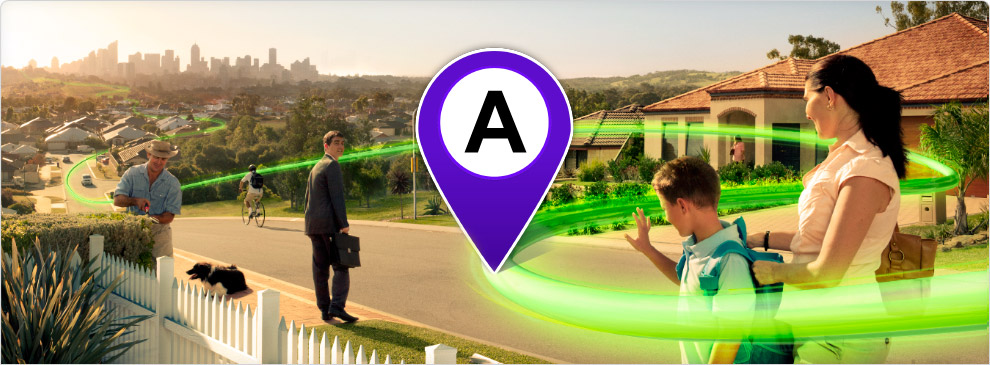 Find out when you're getting NBN fibre, fixed wireless or satellite in your premise