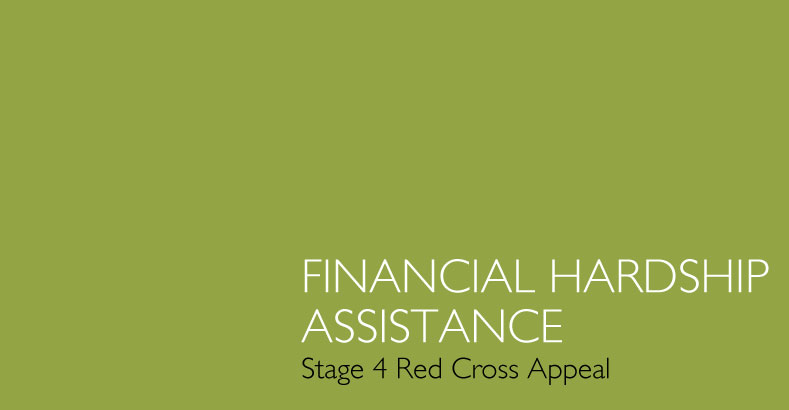 Red Cross Stage 4