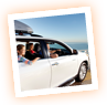 Take your car from $84* extra each way