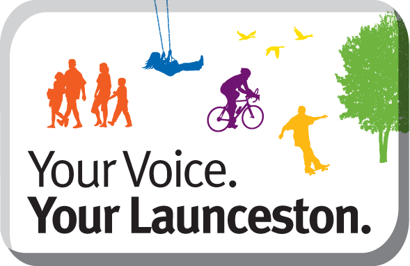 Button to link through to the Your Voice.Your Launceston website