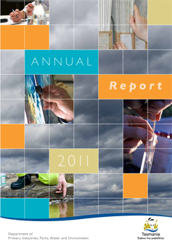 Annual Report 2011 Front Cover