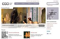 European History Online (front page).jpg