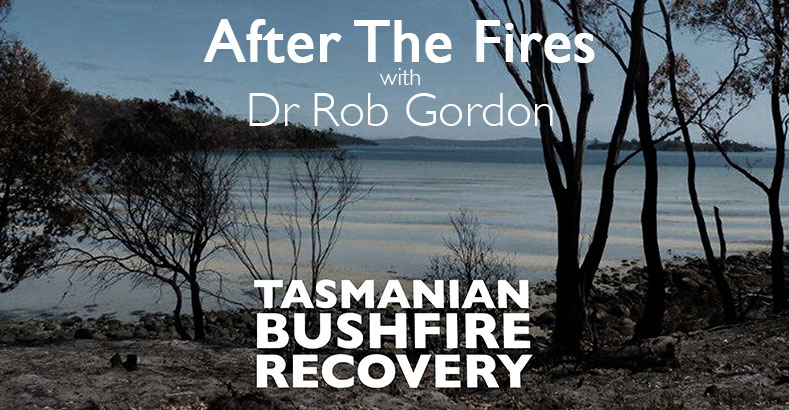After the Fires - with Dr Rob Gordon