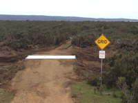 Western shore of Great Lake access roads – take care and slow down