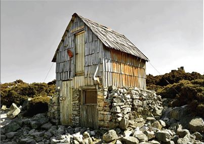 Photo: Notice to bushwalkers: the historic Kitchen Hut, on the Cradle Mountain Plateau, is undergoing some restoration and maintenance works. Access to the hut is not available from Sunday 16th February until Monday 3rd March. For more information please contact the Cradle Mountain Parks and Wildlife office on (03) 6492 1120.