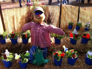 AGFEST 2012 Activities for children - making farmers.