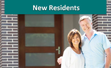 Information for new Residence