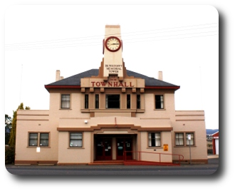 Campbell Town Hall