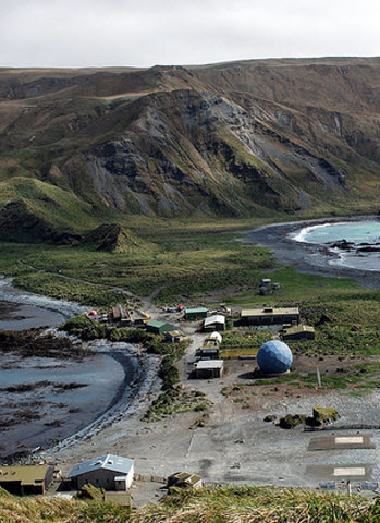 Adventures in conservation; Macquarie Island