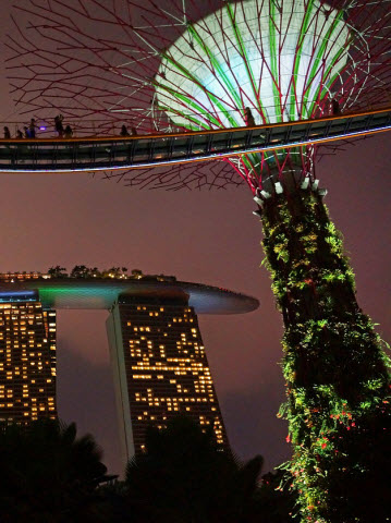 Magnificent Gardens By The Bay