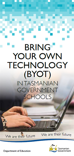 Bring your own technology printable brochure