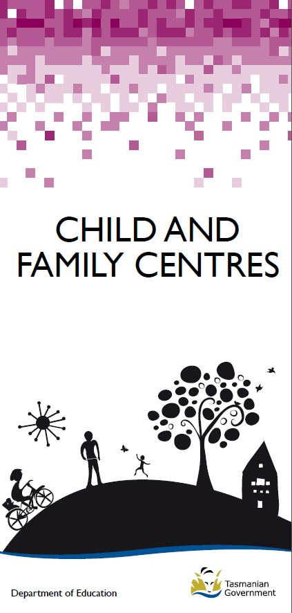 Child and Family Centres printable brochure