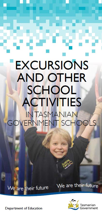 Excursions and other school activities