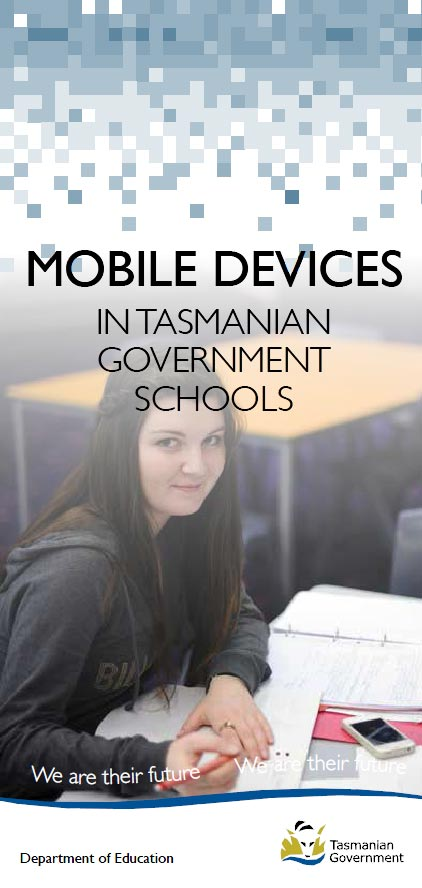 Mobile Devices in Tasmanian Government Schools