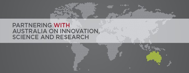 Find an Australian partner on innovation, science and research