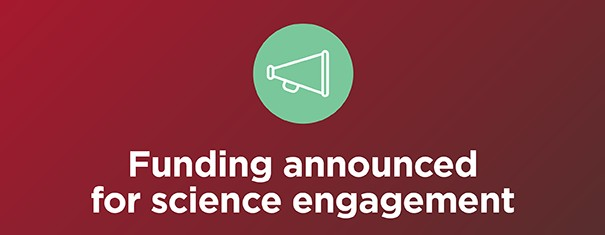 Grant funding available to support students in STEM