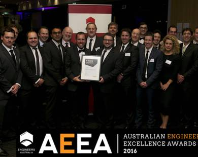 The Australian Engineering Excellence Awards
