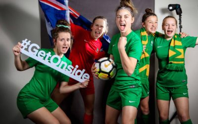 #GetOnside and Support Australia's 2023 FIFA Women's World Cup Bid